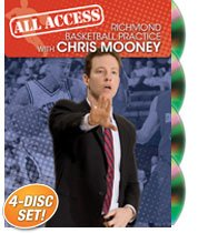 Chris Mooney: All Access Richmond Basketball Practice with Chris Mooney (DVD) by Championship Productions