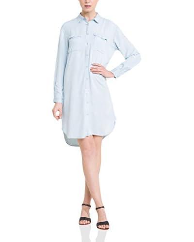 BIG STAR Kleid Beara_Dress himmelblau