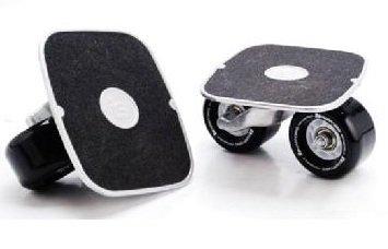 Featured beginner WCP drift skating silver body (black wheel non-Flash)