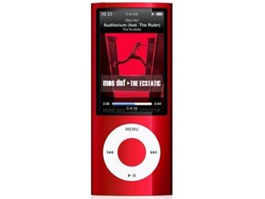 iPod nano (PRODUCT) RED 16GB MC074J/A
