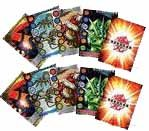 31e8tnw9LwL. SL160  Bakugan Battle Brawlers Game Metal Trading Card Lot of 10