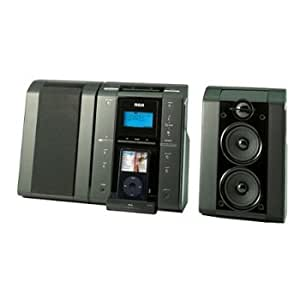RCA RS2181I Compact Home Stereo System with iPod Dock