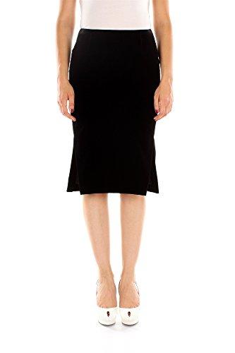 213GC0870T12081T9000-Tom-Ford-Jupes-Femme-Coton-Noir