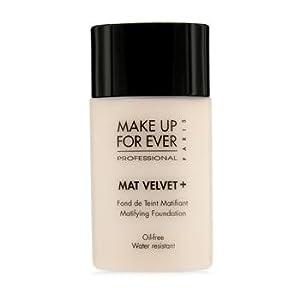 MAKE UP FOR EVER Mat Velvet + Matifying Foundation No. 40 - Natural Beige 1.01 oz