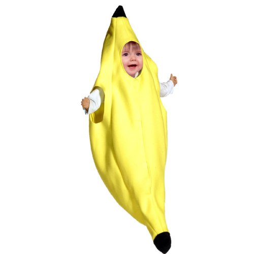 Banana Bunting Costume (3-9 Months)