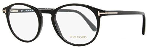 Tom Ford Eyeglasses TF 5294 Eyeglasses 001 Shiny Black 48mm (Tom Ford Glasses For Men compare prices)