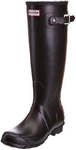 Hunter Unisex-Adult Original Great Black Wellington Boot W24577 8 UK