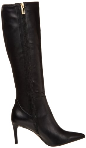 pictures of Calvin Klein Women's Bellisimo Calf/Smooth Bootie,Black,5.5 M US