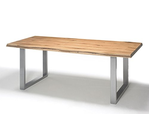 Expendio-44850995-Esstisch-Holz-natur-200-x-90-x-75-cm