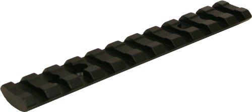 Millett Pre-Tapped Multi-Slot Picatinny Rail Receivers For Mossberg 500 Shotgun