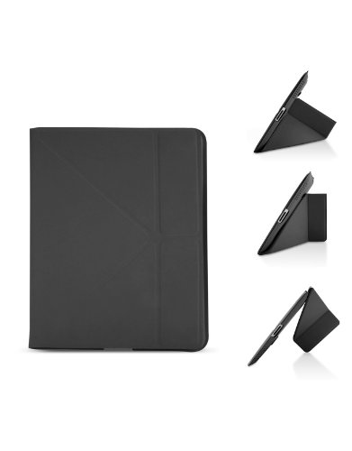iLuv iPad Folio Case - Black - Mens