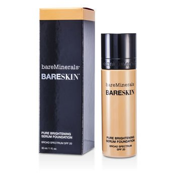 Bare Escentuals BareSkin Pure Brightening Serum Foundation SPF 20 - # 07 Bare Natural 30ml/1oz