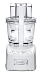Cuisinart FP-14 Elite Collection 14-Cup Food Processor, White