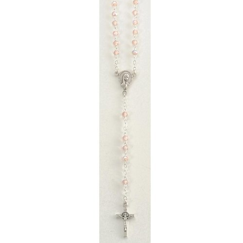 Vatican Baby's First Rosary Pink