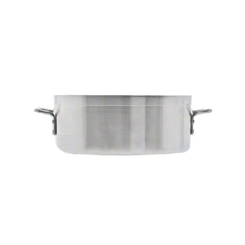 Update International (ABR-15HD) 15 Qt Heavy Aluminum Brazier