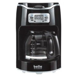 Amazon.com: Bella Kitchen 12 Cup Programmable Coffee Maker: Drip Coffeemakers: Kitchen & Dining