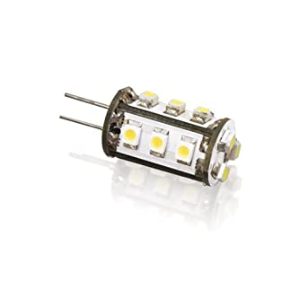 Aurora 12V G4 Omnidirectional Capsule LED Bulbs - Warm White