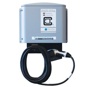 Electric Vehicle Charging Station CS-100, 240V -80A, 240V, 25? Cord