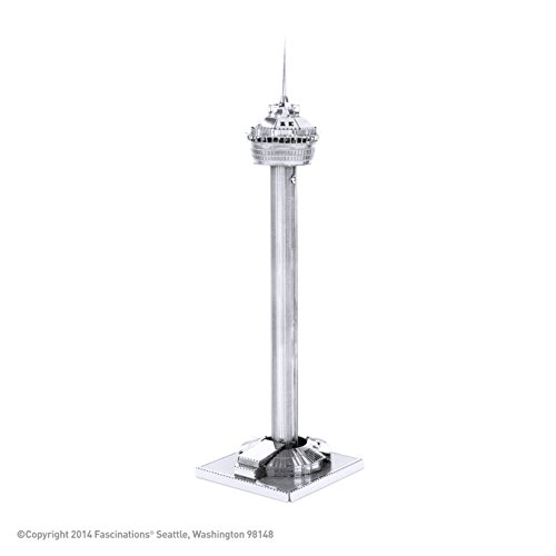 Fascinations Metal Earth 3D Laser Cut Model - Tower of the Americas