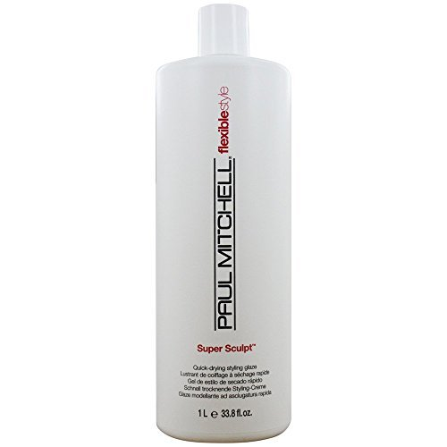 PAUL MITCHELL by Paul Mitchell SUPER SCULPT MEDIUM HOLD FOR QUICK DRYING 33.8 OZ for UNISEX by Paul Mitchell
