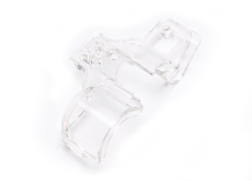 Traxxas 6877A Clear Gear Cover Slash, 4 x 4