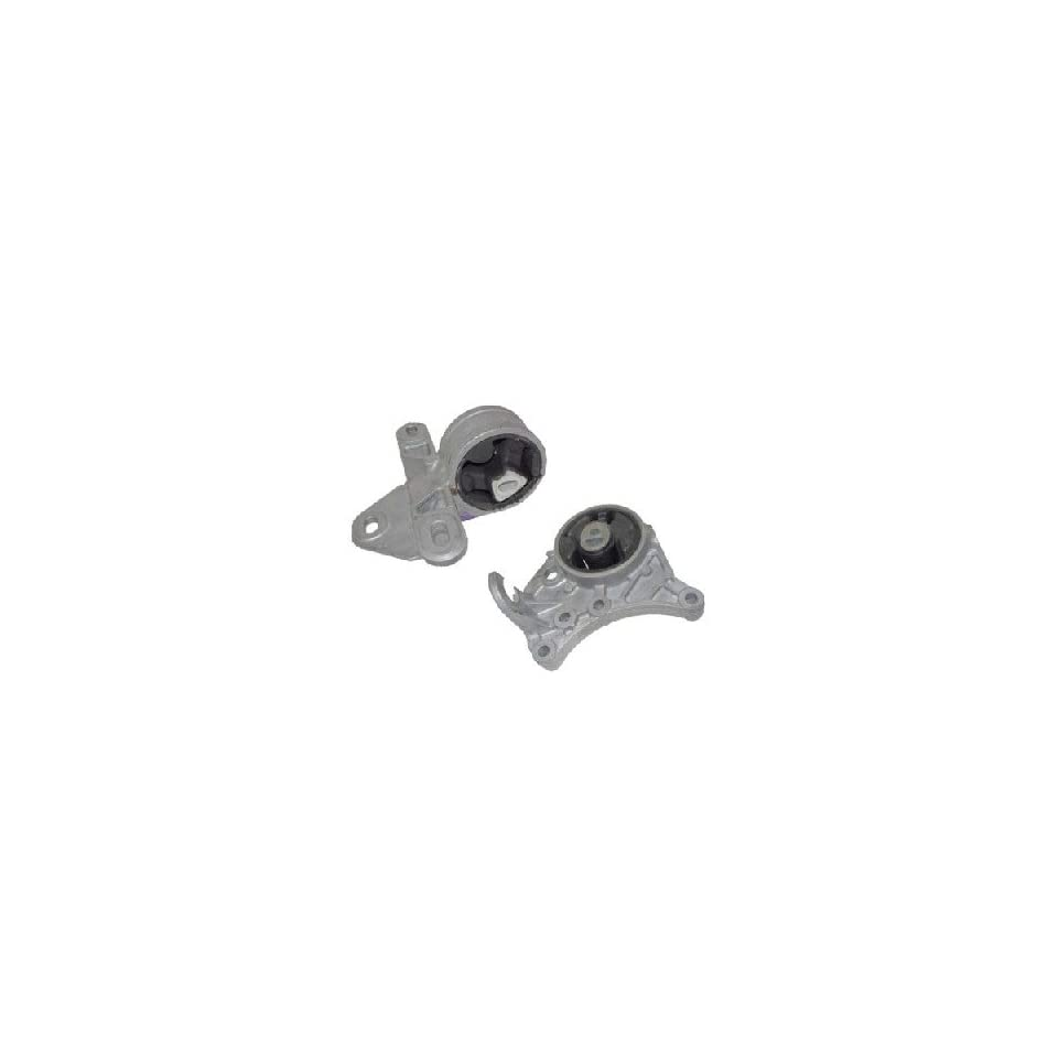M132 4861295AB 4861269AB 01 06 Dodge Plymouth Chrysler Engine Motor Mount Set 2PCS Caravan Grand Caravan Voyager and Grand Voyager Town & Country 01 02 03 04 05 06 Automotive