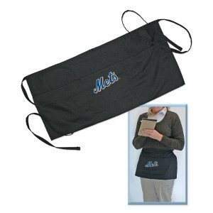 MLB New York Mets Short 3 Pocket Embroidered Apron at Amazon.com