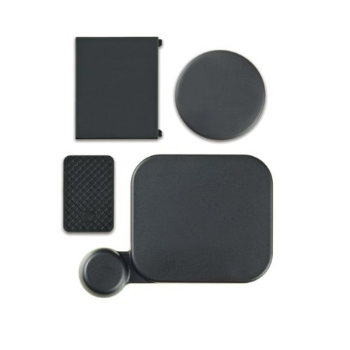 Carry360 Replacement Kit For Gopro Camera Hero 3+/3(Lens Cover+Standard Housing Lens Cover+Battery Door+Side Door)