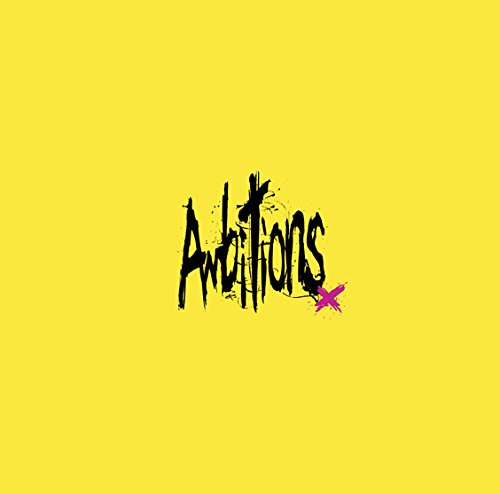 Ambitions 初回限定盤(CD+DVD)
