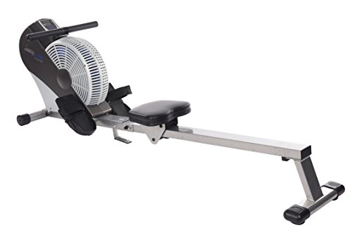Stamina Air Rower (Black, Chrome) (Concept 2 Model D compare prices)