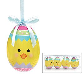 Animal Ornament - Chick Ornament for Easter