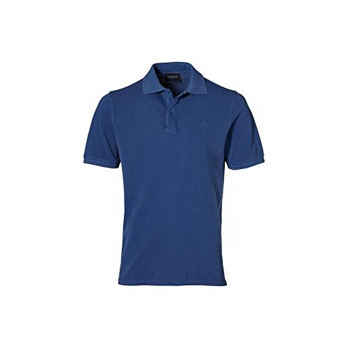 McGregor McGregor Jack-Polo da uomo, colore: blu giada blu Large