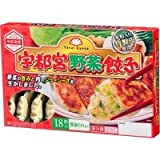 マルシンフーズ 宇都宮野菜餃子 18個入×12箱セット ランキングお取り寄せ