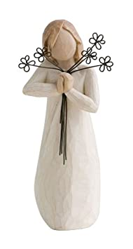 #!Cheap Willow Tree Friendship Figurine, Susan Lordi 26155