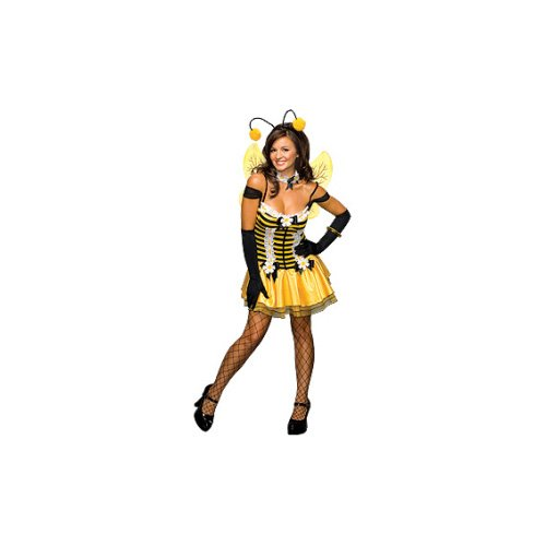 Honey Bee Costume - Small - Dress Size 6-10