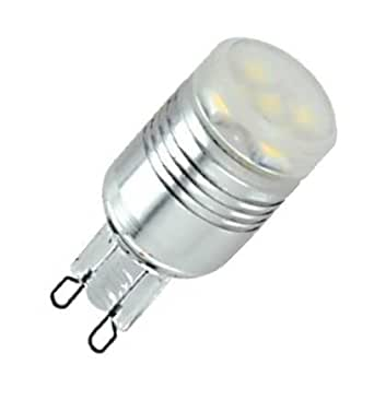 g9 smd led light bulb warmwhite energy saving led. Black Bedroom Furniture Sets. Home Design Ideas