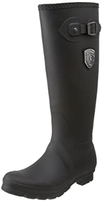 Kamik Women's Jennifer Rain Boot,Black,6 M US