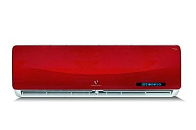 Videocon VSB53.RV1 -MDA Split AC (1.5 Ton, 3 Star Rating, Red)