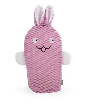 Wacky Wash Mitt - Bunny