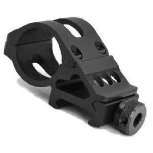 Review Of 1 25mm Diameter Offset Ring 20mm Rail 45 Degree Side Picatinny Mount for Flashlight/laser...