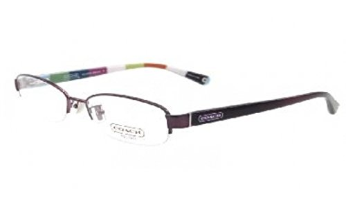 Coach Bettie Eyeglasses HC5004 9032 Purple Demo Lens 51 16 135
