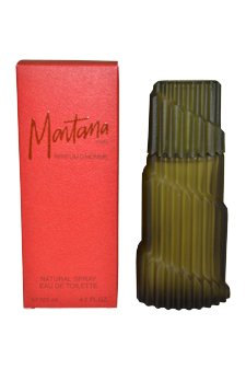 Montana By Montana Eau De Toilette Spray 4.2 Oz (Red Box) For Men