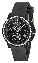 Kenneth Cole Synthetic Black Dial Women's Watch #KC2732