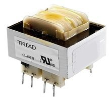 Power Transformers 16VCT@.15A 8V@.3A DUAL PRIMARY 8 PIN