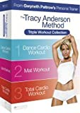 The Tracy Anderson Method: Triple Workout Collection DVD - 3 Disc Set