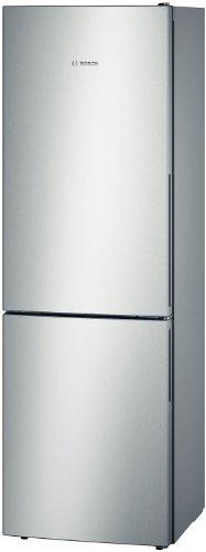 Bosch KGV36VL32S Libera installazione 215L 94L A++ Cromo, Acciaio inossidabile frigorifero con congelatore