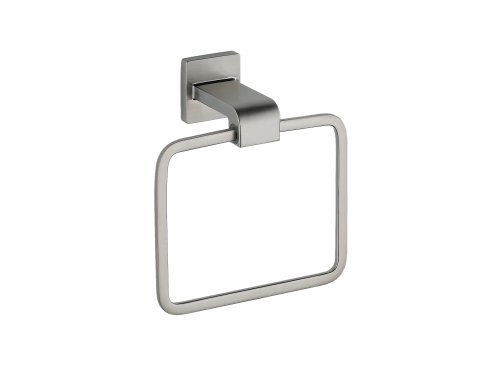 Delta 77546-SS Ara Towel Ring, Brilliance Stainless Steel (Stainless Steel Rings Hardware compare prices)