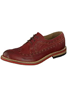 Fly London Walt Red Mens Shoes Size 41 EU