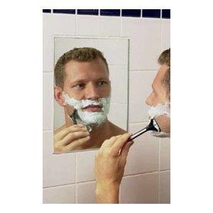 ClearMirror 16104 121224M Heated Fog Free Shower Mirror 12x12 Inches