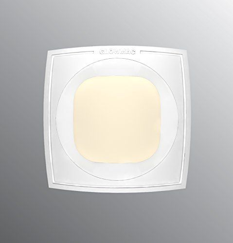 19-Watt-Capeo-Square-Down-LED-Light-(Pack-of-2,-Warm-White)
